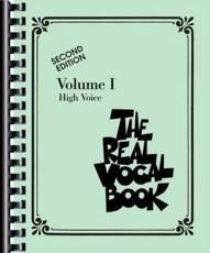 The Real Vocal Book - Volume I