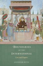 Boundaries of the International