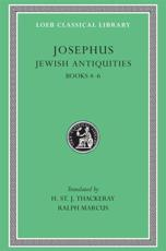 Josephus. Jewish Antiquities