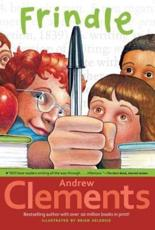 Frindle - Andrew Clements, Brian Selznick (illustrator)