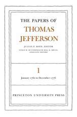 The Papers of Thomas Jefferson, Volume 1 - Thomas Jefferson, Julian P. Boyd (editor)