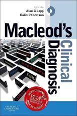 S off medical revision blackwells bookshop online isbn 9780702035432 macleods clinical diagnosis fandeluxe Gallery