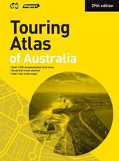 Touring Atlas of Australia 29th Ed