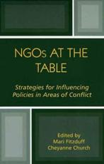 NGOs at the Table