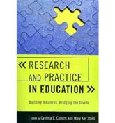 Research and Practice in Education