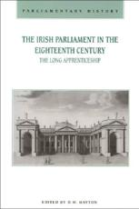 The Irish Parliament in the Eighteenth Century
