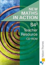New Maths in Action S4/2 Teacher Resource CD-Rom