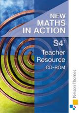 New Maths in Action S4/1 Teacher Resource CD-ROM