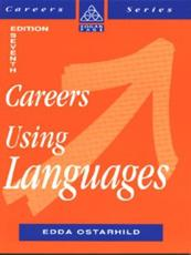 Careers Using Languages