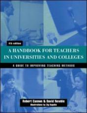 A Handbook for Teachers in Universities & Colleges