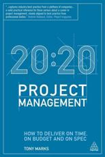 20-20 Project Management