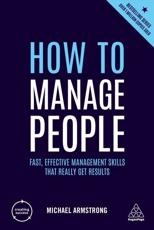 How to Manage People