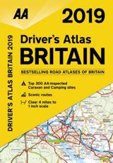 Driver's Atlas Britain 2019 FB