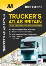 Trucker's Atlas Britain