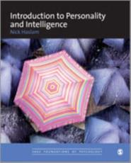 ISBN: 9780761960577 - Introduction to Personality and Intelligence