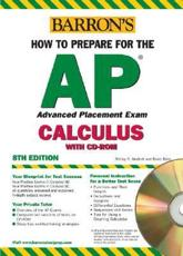 Barron's How to Prepare for the AP Calculus