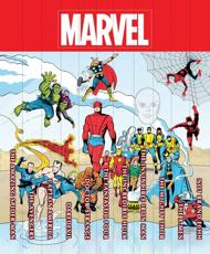 Marvel Famous Firsts