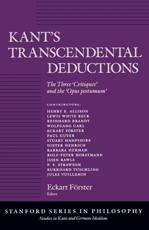 Kant's Transcendental Deductions