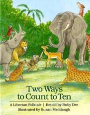 Math Trailablazers: Two Ways to Count to Ten Trade Book