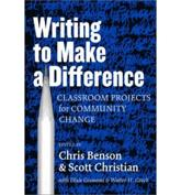 Writing to Make a Difference