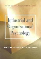 Industrial and Organizational Psychology (Vol. 2)