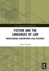 Fiction and the Languages of Law