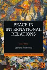 Peace and International Relations