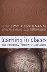 Learning in Places