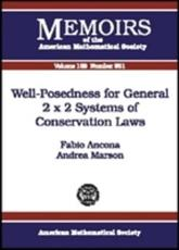 Well-Posedness for General 2 X 2 Systems of Conservation Laws