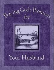 Praying God's Promises for Your Husband