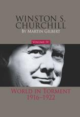 Winston S. Churchill, Volume 4 Volume 4