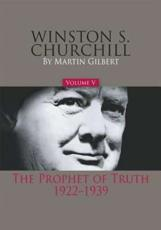 Winston S. Churchill, Volume 5 Volume 5