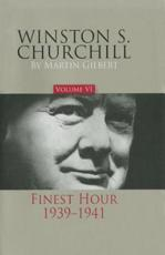 Winston S. Churchill, Volume 6 Volume 6