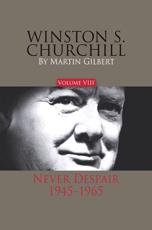 Winston S. Churchill, Volume 8 Volume 8