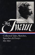 Collected Tales, Sketches, Speeches & Essays