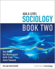 AQA A Level Sociology. Book 2