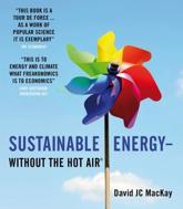 Sustainable Energy-- Without the Hot Air