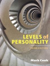 ISBN: 9781107021044 - Levels of Personality