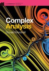 ISBN: 9781107134829 - Complex Analysis