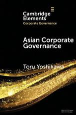 Asian Corporate Governance