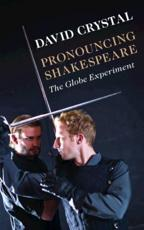 Pronouncing Shakespeare