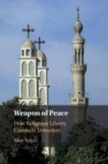 Weapon of Peace - Nilay Saiya (author)