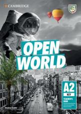 Open World Key. Teacher's Book