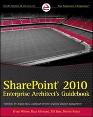 SharePoint 2010 enterprise architect's guidebook
