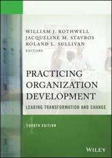 Practicing Organization Development