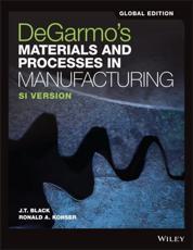 Manufacturing Engineering and Technology : Serope Kalpakjian
