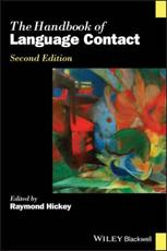 The Handbook of Language Contact