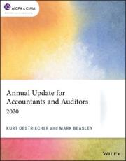 Annual Update for Accountants and Auditors 2020