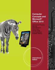 Computer Concepts and Microsoft¬ Office 2010 Illustrated, International Edition