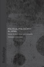 Political Philosophy in Japan